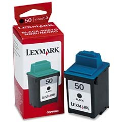 Genuine Black Ink Cartridge