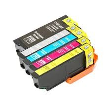 ReChargX® Epson 273XL High Yield Black, Photo Black, Cyan, Magenta & Yellow Ink Cartridges