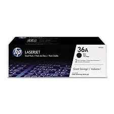 Genuine HP CB436A (36A) Toner Cartridge