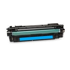 ReChargX® HP 656X, CF461X High Yield Cyan Toner Cartridge
