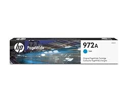 Genuine HP L0R86AN (972A) High Yield Cyan Ink Cartridge