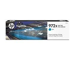 Genuine HP L0R98AN (972X) High Yield Cyan Ink Cartridge