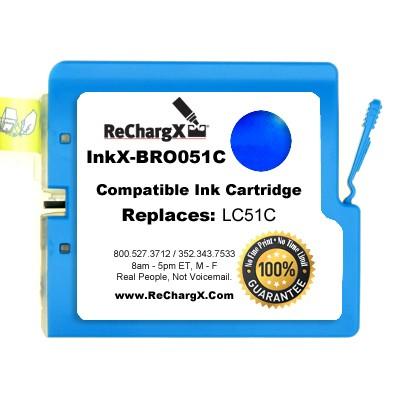 ReChargX Cyan Ink Cartridge