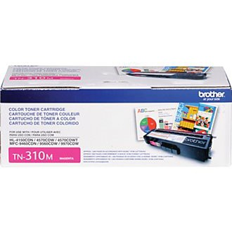 Genuine Standard-Yield Magenta Toner Cartridge