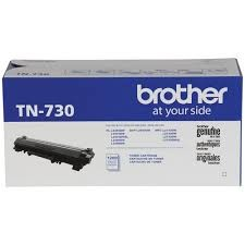 Genuine Brother TN730 Standard Yield Toner Cartridge