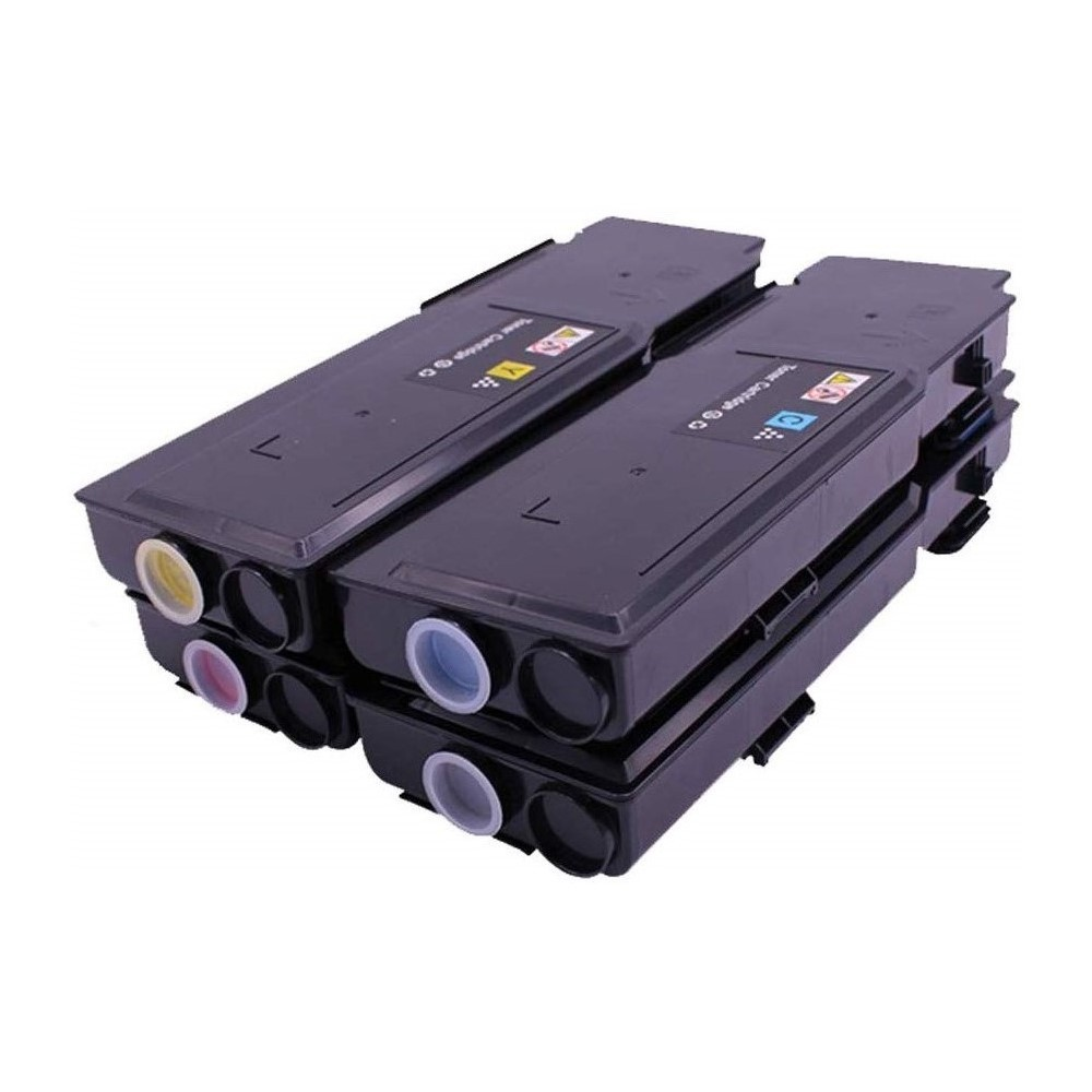 ReChargX® Xerox VersaLink C400/C405 (106R03524 Black, 106R03526 Cyan, 106R03527 Magenta, 106R03525 Yellow) Extra High Capacity Toner Cartridges