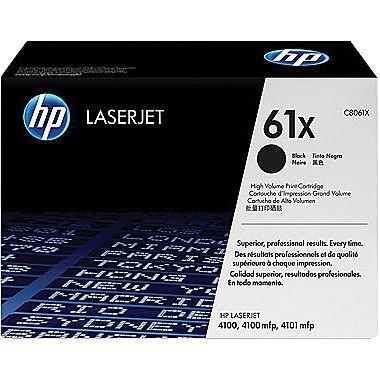 Genuine HP C8061X High Yield Toner Cartridge