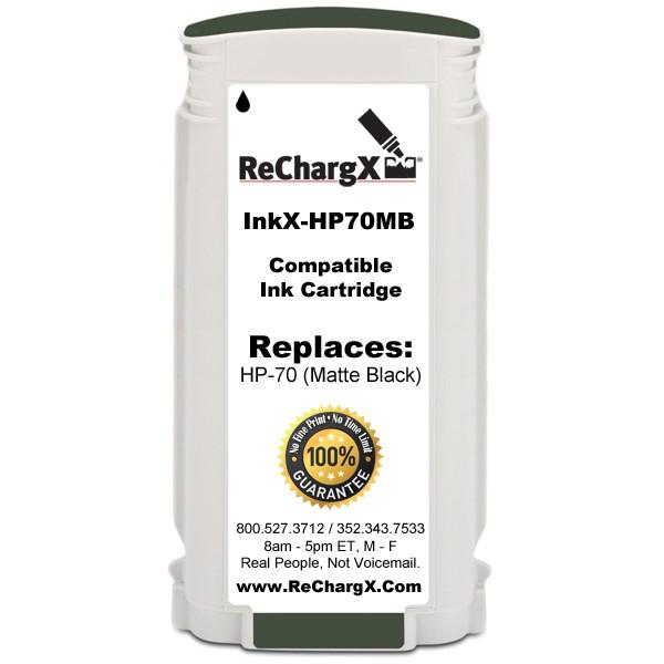 ReChargX Matte Black Ink Cartridge