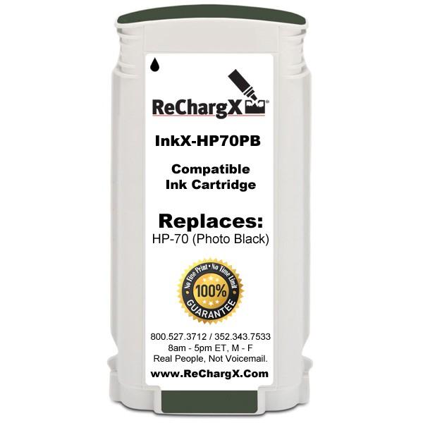 ReChargX Photo Black Ink Cartridge