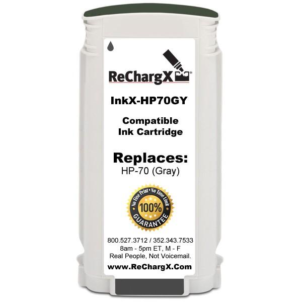 ReChargX Gray Ink Cartridge