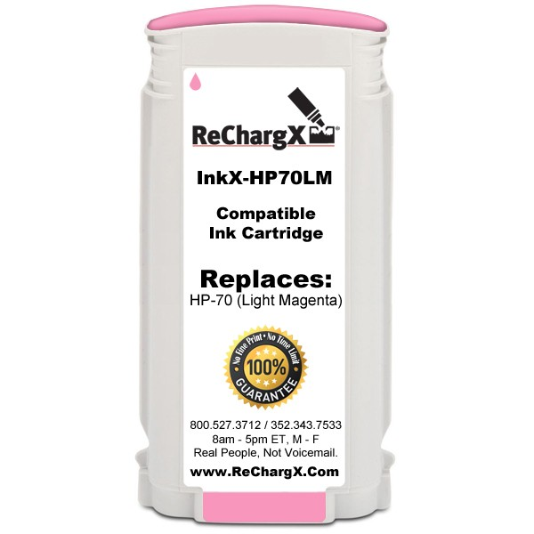 ReChargX Light Magenta Ink Cartridge