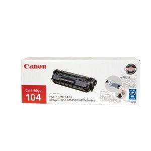Genuine Canon 104 (0263B001) Toner Cartridge