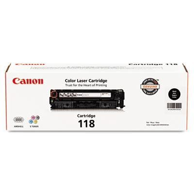 Genuine Black Toner Cartridge