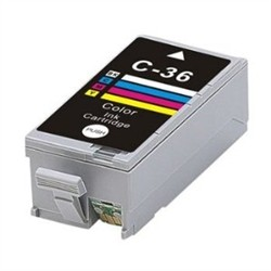 ReChargX® Canon CLI-36 (1511B002) Color Ink Cartridge
