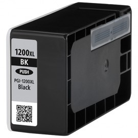 ReChargX® Canon PGI-1200XLBK (9183B001) High Yield Black Ink Cartridge