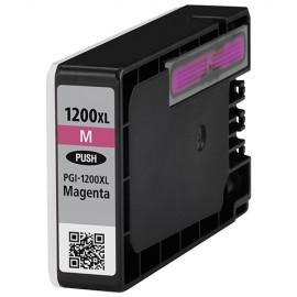 ReChargX® Canon PGI-1200XLM (9197B001) High Yield Magenta Ink Cartridge