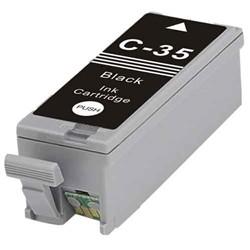 ReChargX® Canon PGI-35 (1509B002) Black Ink Cartridge