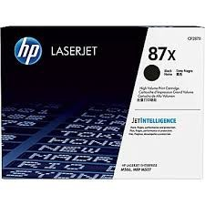 Genuine HP CF287X High Yield Toner Cartridge