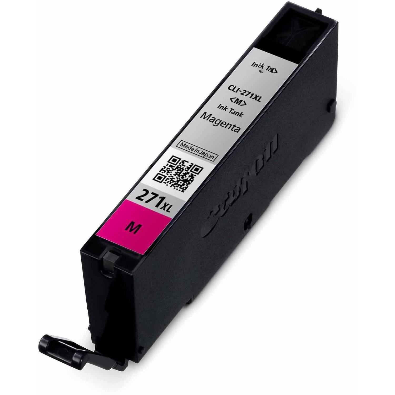 ReChargX® Canon CLI-271XL (0338C001) High Yield Magenta Ink Cartridge