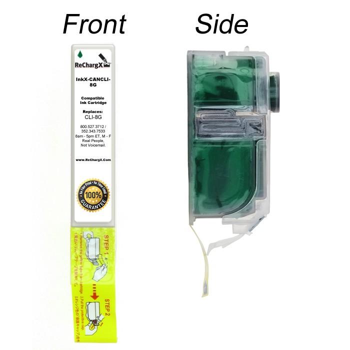 ReChargX Green Ink Cartridge