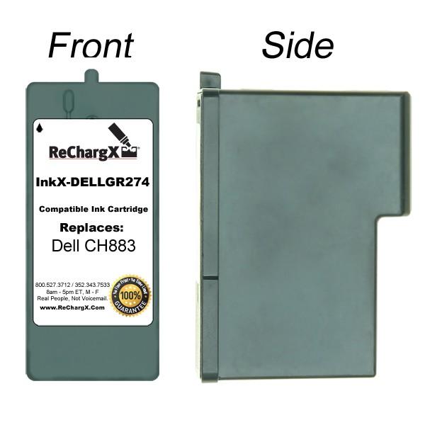 ReChargX Black Ink Cartridge