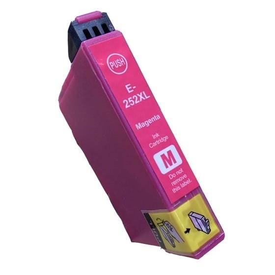 ReChargX Compatible Epson 252XL Magenta Ink Cartridge