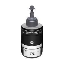 ReChargX® Epson 744 (T774120) Pigment Black Extra High Capacity Ink Refill