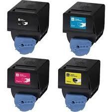 ReChargX® Canon GPR-23 (0452B003 Black, 0453B003 Cyan, 0454B003 Magenta & 0455B003 Yellow) Toner Cartridges