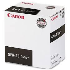 Genuine Canon 0452B003 (GPR-23) Black Toner Cartridge