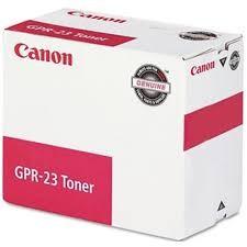 Genuine Canon 0454B003 (GPR-23) Magenta Toner Cartridge
