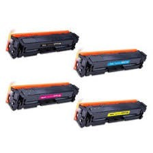 ReChargX® HP 204A Series High Capacity Black, Cyan, Magenta & Yellow Toner Cartridges