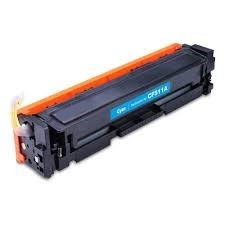 ReChargX® HP CF511A (204A) High Capacity Cyan Toner Cartridge