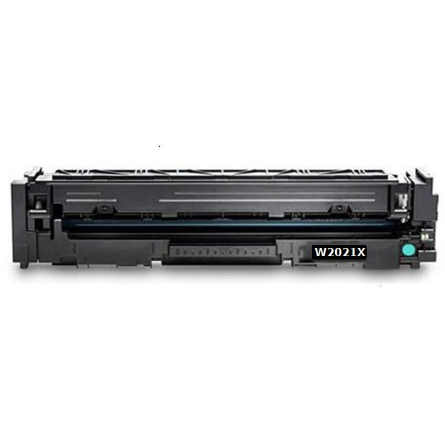 ReChargX® HP 414X (W2021X) High Yield Cyan Toner Cartridge