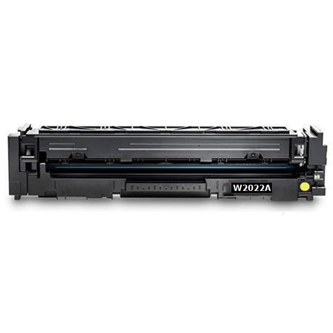 ReChargX® HP 414A (W2022A) Standard Yield Yellow Toner Cartridge