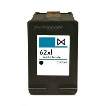 ReChargX® HP 62XL (C2P05AN) High Yield Black Ink Cartridge