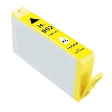 ReChargX® HP 902XL (T6M10AN) High Yield Yellow Ink Cartridge