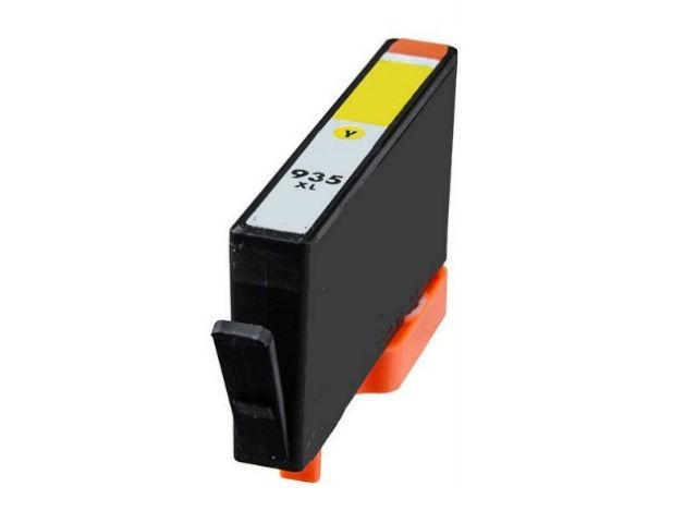 ReChargX® HP 935XL (C2P26AN) High Yield Yellow Inkjet Cartridge
