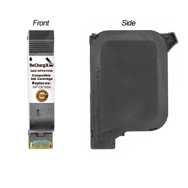 ReChargX Fast Dry Black Ink Cartridge