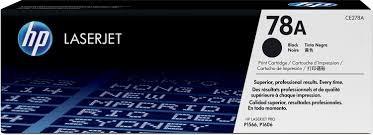 Genuine HP CE278A (78A) Toner Cartridge