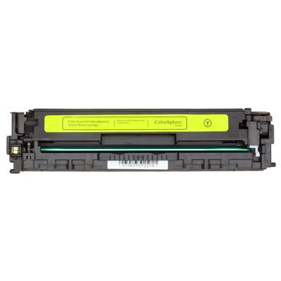 Compatible Yellow Toner Cartridge
