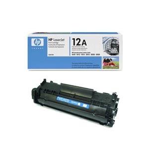Genuine HP Q2612A (12A) Toner Cartridge