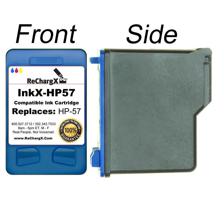 ReChargX Color Ink Cartridge