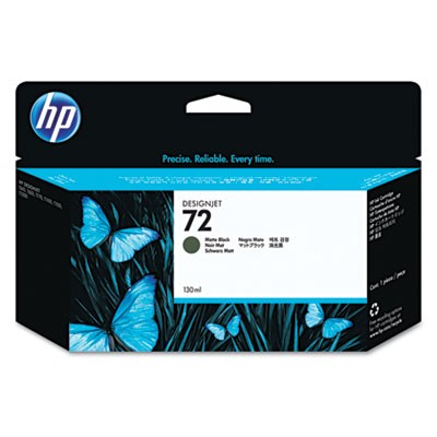 Genuine High-Yield Matte Black Ink Cartridge