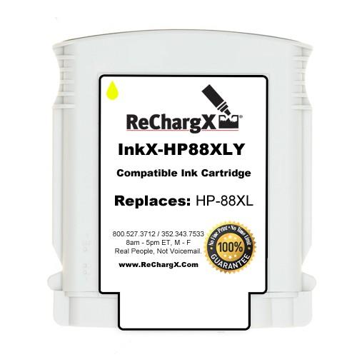 ReChargX Yellow Ink Cartridge