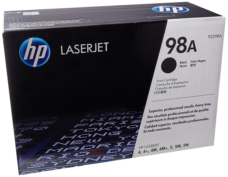 Genuine HP 92298A Toner Cartridge