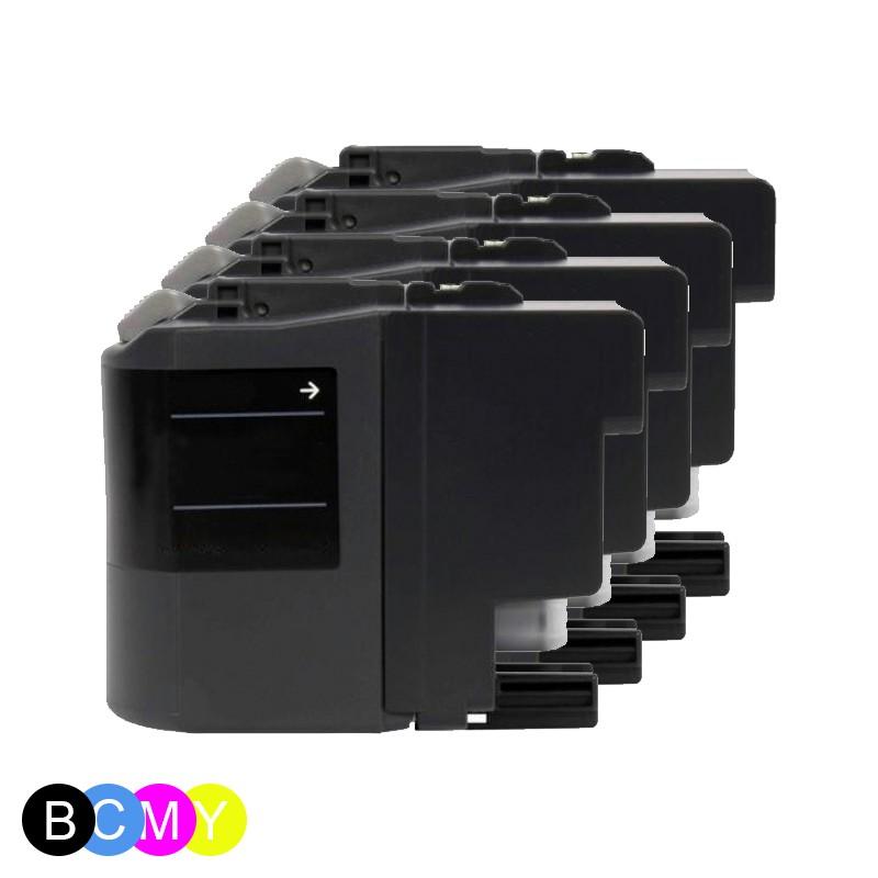 ReChargX B/C/M/Y Ink Cartridges (4 Pack)