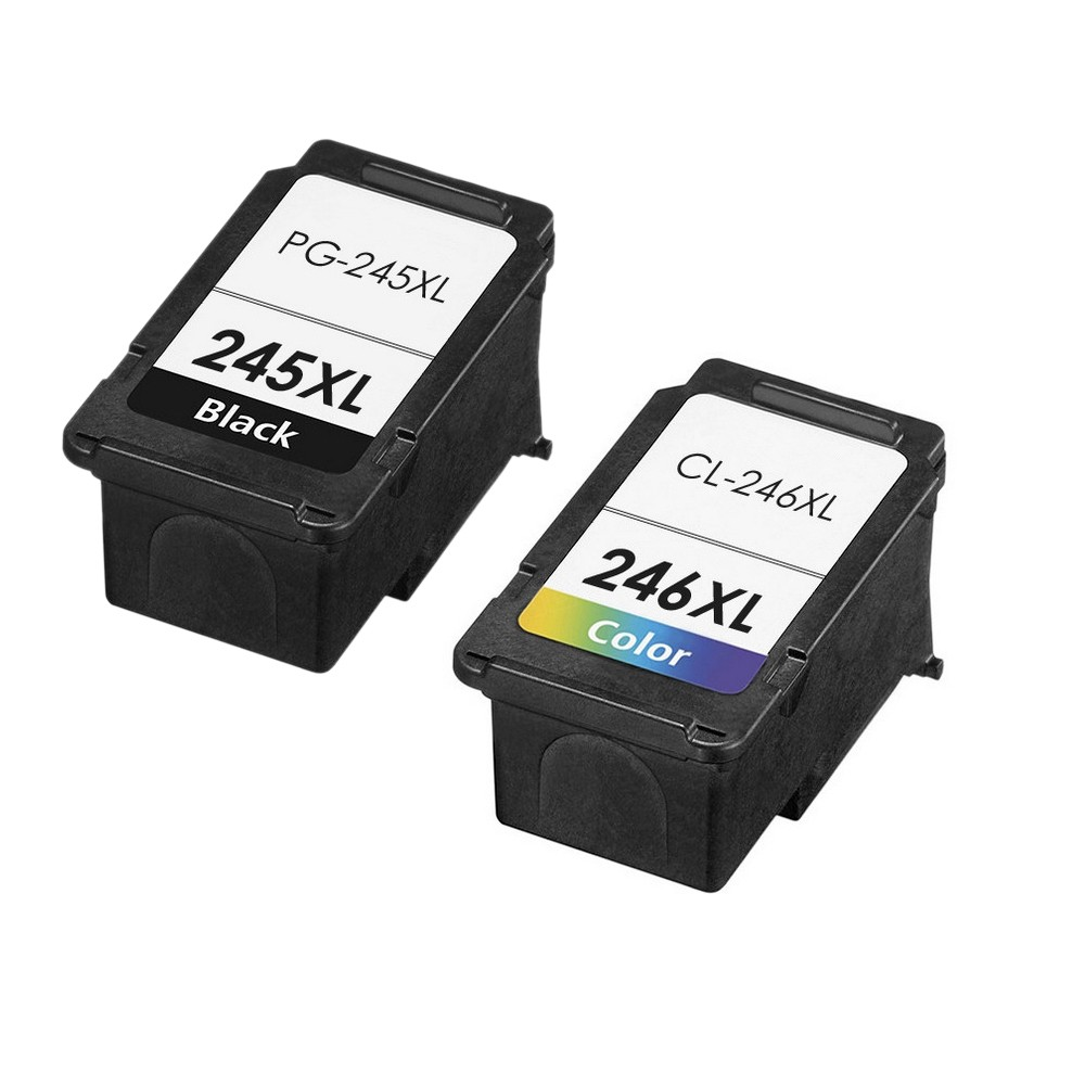 ReChargX® compatible Canon 8278B001 & 8280B001 Ink Cartridges