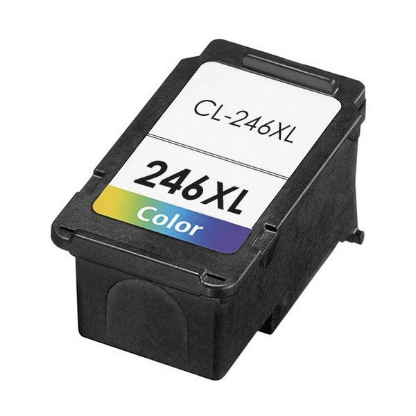 ReChargX® compatible Canon 8280B001 (246XL) High Yield Tri-Color Ink Cartridge