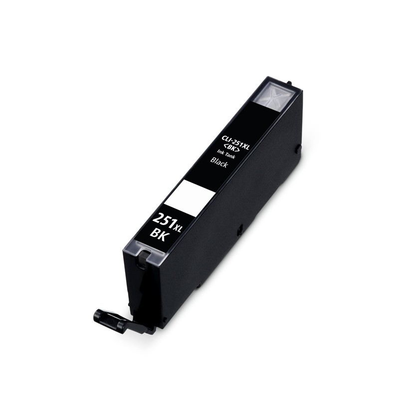 ReChargX® Canon CLI-251XLBK High-Yield Black Ink Cartridge (6448B001)