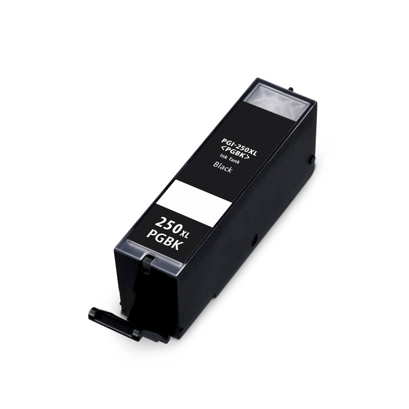 ReChargX® Canon PGI-250XL High-Yield Pigment Black Ink Cartridge (6432B001)